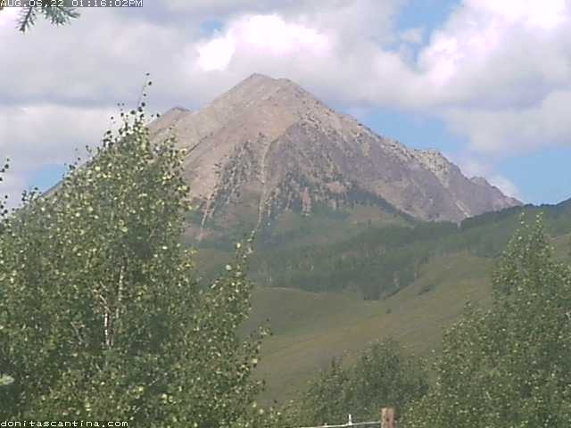 Webcam de la Estación de Esquí de Crested Butte