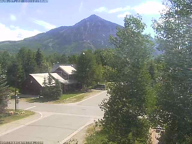Donita's Crested Butte Webcam